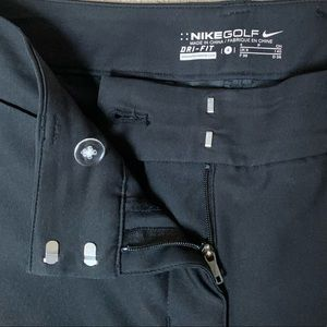 Nike Golf Dri-Fit Capri Pants